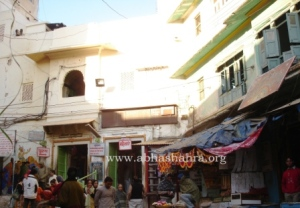 ShreeNathji Haveli-Nathdwara, where He Lives now
