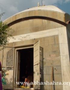 """Radha Ranis """"Shringar Ghar""""-Rang Mahal."""