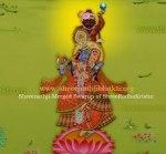 Divine DarshansShreeNathji-Merged Swarup of Shree RadhaKrishn
