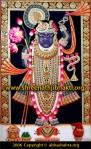 ShreeNathji-Merged Swarup of Shree RadhaKrishn