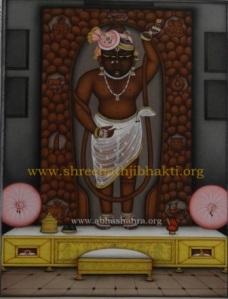 Shreenathji Mangla