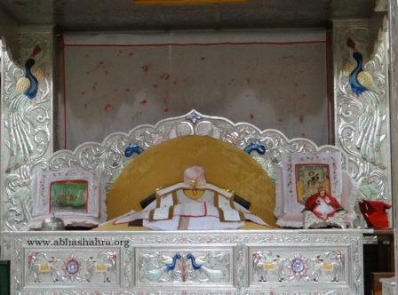 Close up of darshans