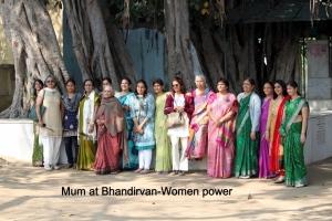 mum at bhandirvan