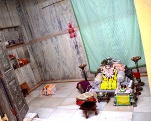 Shri Gusainji Baithakji mandir at Godhra