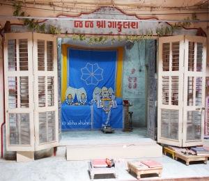 Motabhaiji Shri Gokulnath mandir Godhra