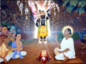 ShreeNathji, Vallabhacharya