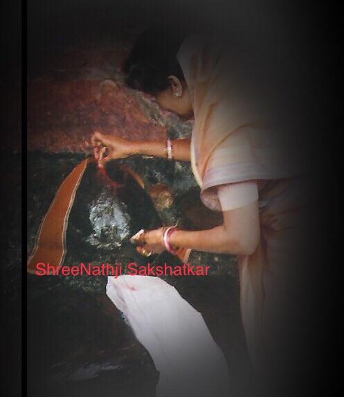 ShreeNathji Sakshatkar photo